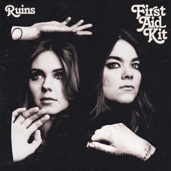 capa do álbum ruins da banda first aid kit
