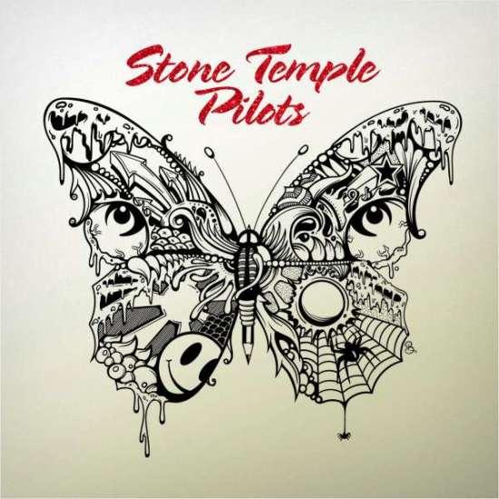 capa do álbum stone temple pilots 2018
