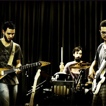 Banda de blues de Belo Horizonte The Deal