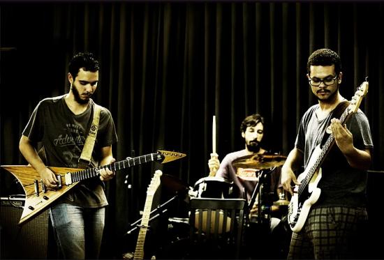 Banda de blues de Belo Horizonte The Deal